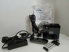 Dell M115HD LED Projector 1280x800 VGA HDMI with Case Tripod Remote