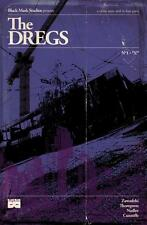 The Dregs #1B, NM 9.4, 1st Print, 2017, Unlimited Shipping Same Cost