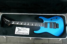 Jackson Dinky DK1EB (Electric Blue) New in hard case. Made in USA. Waranteed