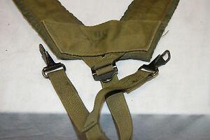 US ARMY ISSUE WWII STRAP YOKE HARNESS U.S WW2 POSS VIETNAM KOREA SAS SF SBS PARA