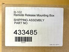 Ansul 433485 R 102 Remote Release Mounting Box New Unopened