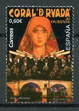 Spain 2019 MNH Coral de Ruado Choir Ourense 1v Set Cultures Music Stamps