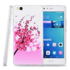custodie preformati / copertine Per Huawei P9 lite per cellulari e palmari silicone / gel / gomma