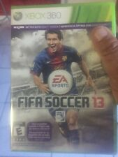 Brand New!!! FIFA Soccer 13 (Microsoft Xbox 360, 2012) Factory Sealed!!!