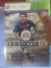 Brand New!!! FIFA Soccer 13 (Microsoft Xbox 360, 2012) Factory Sealed!!!
