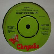 "Philip Goodhand Tait(7"" Vinyl)Jewel-Chrysalis-CHS 2134-UK-Ex/Ex"