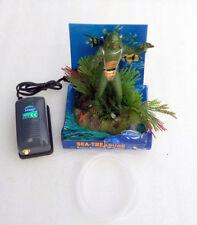 Creature from the Black Lagoon for Aquarium Ornament Fish Tank Decoration Set