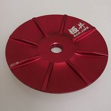 Scooter Gy6 150cc High Quality Ban Jing Forged Variator Drive Face Plate (RED)