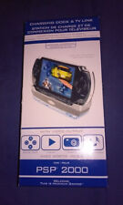 PSP 2000 Charging Dock & TV Link Intec, New