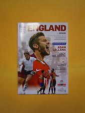 International Friendly - England v Spain - 15th November 2016