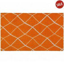 Tür- & Bodenmatten mit geometrischem Muster
