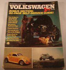 PETERSENS COMPLETE VOLKGWAGEN BOOK MAGAZINE 1973 THIRD EDITION