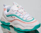 Fila Ray CB Low Womens White Casual Lifestyle Sneakers Shoes 1010764-91F