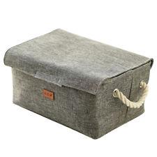Oufina Original Design Cotton Storage Box Storage Container Cloth Basket Underwe