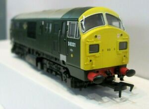 Dapol 4D-012-005 Class 22 (Old Sad Eyes) BR Green Yellow Ends, D6331 DCC Ready