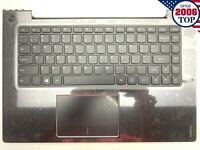 NEW Lenovo Ideapad U430 U430T Palmrest US Keyboard Backlit BLACK 3KLZ9TALV30