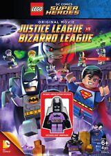 Lego: Dc Comics Super Heroes: Justice (W/Figurine) (2015, REGION 1 DVD New)