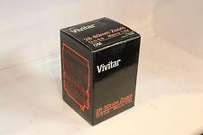 BRAND NEW VIVITAR 28-80mm ZOOM F3.5-5.6 MACRO 1:4X ZOOM  (216928) FOR OLYMPUS