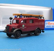 Roco H0 1681 MERCEDES LF 8 Freiwillige Feuerwehr OELSA Oldtimer HO 1:87 OVP