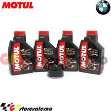 KIT TAGLIANDO OLIO + FILTRO OLIO MOTUL 7100 10W30 BMW 1200 R GS LC 2013