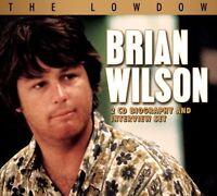 Brian Wilson - The Lowdown NUEVO 2x CD