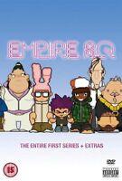 Empire Quadrato Serie 1 (2005) DVD Nuovo / Mai Suonato Sq Blur South Park