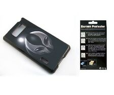 Screen Protector + Alien Case for LG Splendor Venice US730 LG730 AS730 LS730