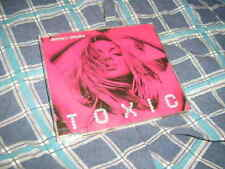 CD Pop Britney Spears Toxic 4Song MCD BMG JIVE