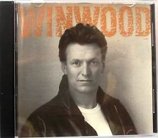 Steve Winwood - Roll With It (CD 1988)