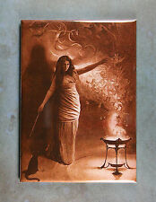 The Conjuring Magnet - Evocation Magic Ritual Sorcery Witch Demon Spirit Guide