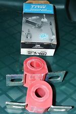 Stabilizer Bar Bushings FORD ESCORT FORD EXP MERCURY LN7 MERCURY LYNX POLY RED
