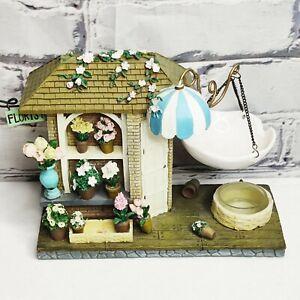 Yankee Candle Florist Shop Hanging Tart Burner Warmer with Tea lIght