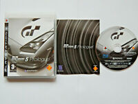 Gran Turismo 5: Prologue (Sony PlayStation 3, 2008, PS3, Region Free, Complete)