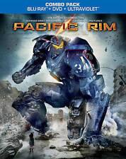 Pacific Rim - Guillermo Del Toro Film (2 Blu-ray Set, 2013)