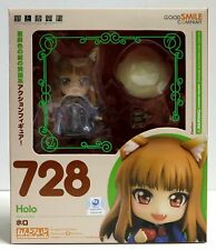 In STOCK Nendoroid Spice and Wolf Holo (re-run) 728 Action Figure