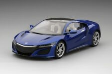 Honda NSX blue pearl blau RHD 2017 - 1:18 - Top Speed