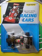 Lotus 72 72D Tuf-Toys Tuf Toys Mint John Player Special JPS Racing Cars