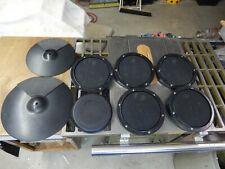 Hart Dynamics Electronic 8'' Drum Pad, Cymbal 12'' 14'', Natural Rebound Pad Lot