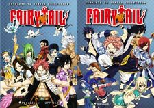 Fairy Tail (Chapter 1 - 277 End + 2 Movie) ~  14-DVD SET ~ English Version ~ DHL