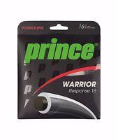 Prince Warrior Response 16 Hybrid Tennis String Set