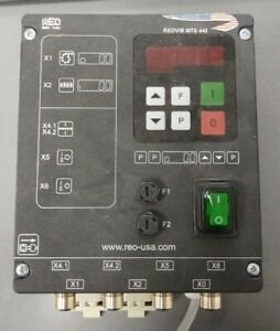 REO-USA REOVIB MTS 441 Variable Frequency Controller MTS-411