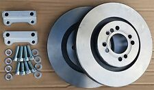 280mm FRONT Big Brake Conversion Kit with plain vented discs for ALL MGF & TF's