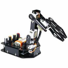 SUNFOUNDER Robot Arm 4-Axis Servo Control 180 Degree Rotation Programmable Robot