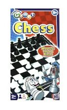 Individual Traditional Magnetic Travel Game - Chess In Handy Case