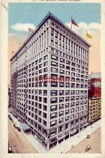THE BOSTON STORE, CHICAGO 1917