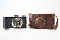 Argus A Art Deco Camera with I.R.C. f/4.5 Anastigmat Lens & Case PLEASE READ V14