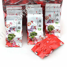 GOARTEA 10Pcs*8g Organic Supreme Taiwan Alishan Jin Xuan Milk Oolong Tea