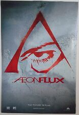 """Aeon Flux double sided movie poster 27""""x 40"""""""
