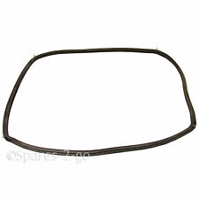 Oven Door Seal  Gasket + Corner Clips for ZANUSSI Oven Cooker 450 x 350 mm