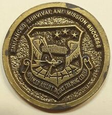 Advanced Airlift Tactics Training Center Low & Unseen Air Force Challenge Coin